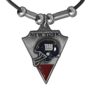 Siskiyou Buckle FPL090 New York Giants Classic Cord Necklace