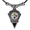 Siskiyou Buckle FPL160 Pittsburgh Steelers Classic Cord Necklace