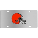 Siskiyou Buckle FPLC025 Cleveland Browns Steel License Plate