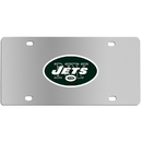 Siskiyou Buckle FPLC100 New York Jets Steel License Plate