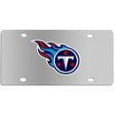 Siskiyou Buckle FPLC185 Tennessee Titans Steel License Plate