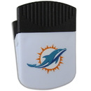 Siskiyou Buckle FPMC060 Miami Dolphins Chip Clip Magnet