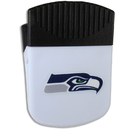 Siskiyou Buckle FPMC155 Seattle Seahawks Chip Clip Magnet