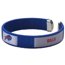 Siskiyou Buckle FRB015 Buffalo Bills Fan Bracelet