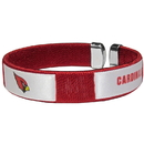 Siskiyou Buckle FRB035 Arizona Cardinals Fan Bracelet