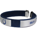 Siskiyou Buckle FRB050 Indianapolis Colts Fan Bracelet
