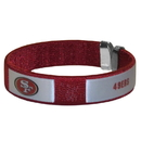 Siskiyou Buckle FRB075 San Francisco 49ers Fan Bracelet