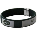 Siskiyou Buckle FRB100 New York Jets Fan Bracelet