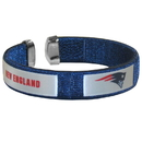Siskiyou Buckle FRB120 New England Patriots Fan Bracelet