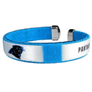 Siskiyou Buckle FRB170 Carolina Panthers Fan Bracelet