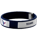 Siskiyou Buckle FRB190 Houston Texans Fan Bracelet