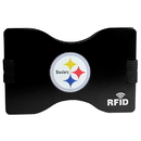 Siskiyou Buckle Pittsburgh Steelers RFID Wallet, FRIF160