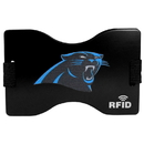 Siskiyou Buckle Carolina Panthers RFID Wallet, FRIF170