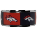 Siskiyou Buckle Denver Broncos Steel Inlaid Ring Size 12, FRIS020-12