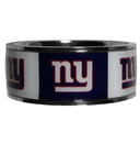Siskiyou Buckle New York Giants Steel Inlaid Ring Size 10, FRIS090-10