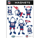 Siskiyou Buckle FRMF090 New York Giants Family Magnet Set