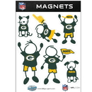 Siskiyou Buckle FRMF115 Green Bay Packers Family Magnet Set