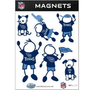 Siskiyou Buckle FRMF185 Tennessee Titans Family Magnet Set