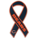 Siskiyou Buckle FRMR005 Chicago Bears Ribbon Magnet