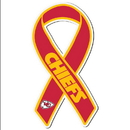 Siskiyou Buckle FRMR045 Kansas City Chiefs Ribbon Magnet