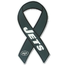 Siskiyou Buckle FRMR100 New York Jets Ribbon Magnet