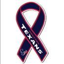 Siskiyou Buckle FRMR190 Houston Texans Ribbon Magnet