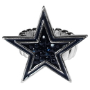 Siskiyou Buckle Dallas Cowboys Crystal Ring, FRNG055