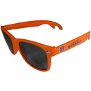 Siskiyou Buckle FS1B010O Cincinnati Bengals Beachfarer Bottle Opener Sunglasses, Orange