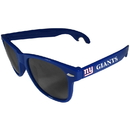 Siskiyou Buckle FS1B090BL New York Giants Beachfarer Bottle Opener Sunglasses, Blue