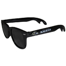 Siskiyou Buckle FS1B180 Baltimore Ravens Beachfarer Bottle Opener Sunglasses