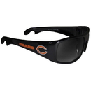 Siskiyou Buckle FS2B005 Chicago Bears Wrap Bottle Opener Sunglasses
