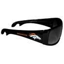 Siskiyou Buckle FS2B020 Denver Broncos Wrap Bottle Opener Sunglasses