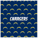 Siskiyou Buckle FSCC040 San Diego Chargers Microfiber Cleaning Cloth