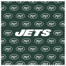 Siskiyou Buckle FSCC100 New York Jets Microfiber Cleaning Cloth