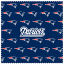 Siskiyou Buckle FSCC120 New England Patriots Microfiber Cleaning Cloth