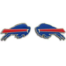 Siskiyou Buckle FSE015 Buffalo Bills Stud Earrings