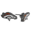 Siskiyou Buckle FSE020 Denver Broncos Stud Earrings