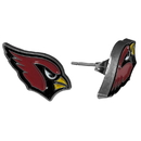 Siskiyou Buckle Arizona Cardinals Stud Earrings, FSE035