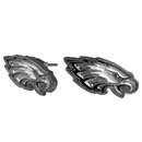 Siskiyou Buckle FSE065 Philadelphia Eagles Stud Earrings