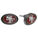 Siskiyou Buckle FSE075 San Francisco 49ers Stud Earrings