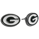 Siskiyou Buckle FSE115 Green Bay Packers Stud Earrings