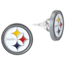 Siskiyou Buckle FSE160 Pittsburgh Steelers Stud Earrings