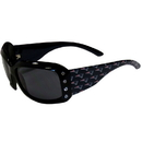 Siskiyou Buckle FSG120W New England Patriots Designer Women's Sunglasses