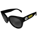 Siskiyou Buckle FSGL115 Green Bay Packers Women's Sunglasses