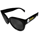 Siskiyou Buckle FSGL160 Pittsburgh Steelers Women's Sunglasses