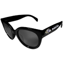 Siskiyou Buckle FSGL180 Baltimore Ravens Women's Sunglasses
