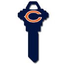 Siskiyou Buckle FSK005 NFL Key - Chicago Bears