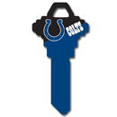 Siskiyou Buckle FSK050 NFL Key - Indianapolis Colts