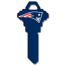 Siskiyou Buckle FSK120 NFL Key - New England Patriots