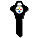 Siskiyou Buckle FSK160 NFL Key - Pittsburgh Steelers